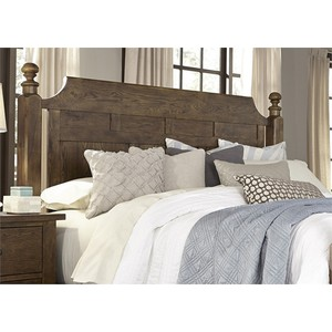 Queen Poster Headboard | Liberty Furniture