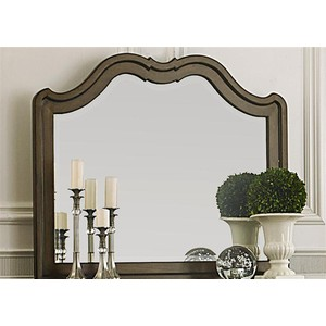 Landscape Mirror   Liberty Furniture