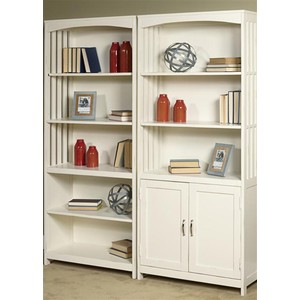 Open Bookcase | Liberty Furniture