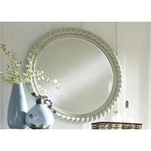Rope Mirror | Liberty Furniture