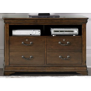 Media File Cabinet | Liberty Furniture