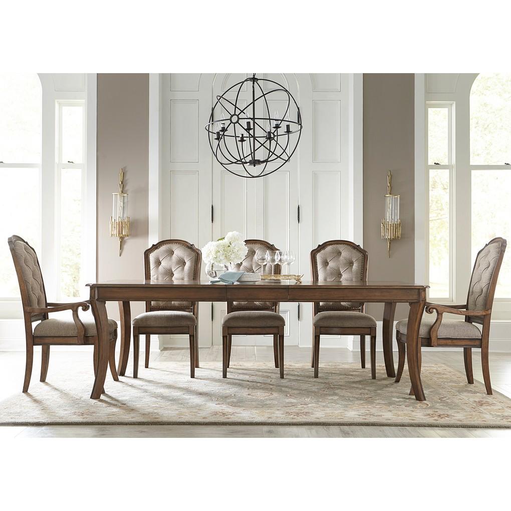 Rectangular Leg Dining Table | Liberty Furniture