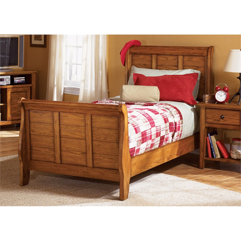 Full Sleigh Bed | Liberty Furniture