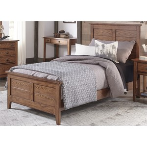 Twin Panel Bed | Liberty Furniture