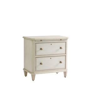 Laurel Nightstand in Orchird