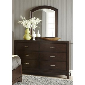 Youth Dresser with Mirror