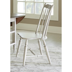 Windsor Back Side Chair | Liberty Furniture