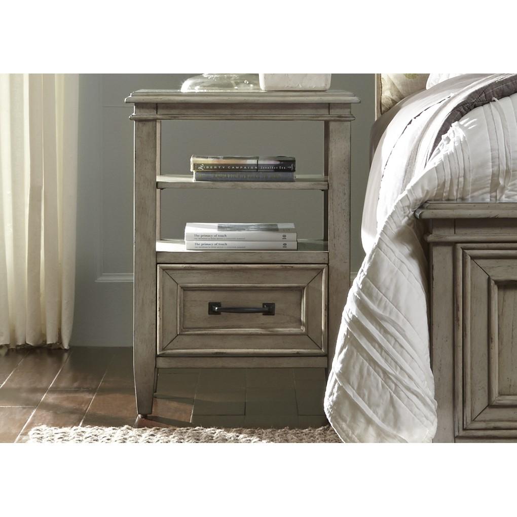Open Nightstand   Liberty Furniture