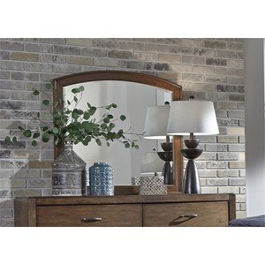 Arched Mirror | Liberty Furniture