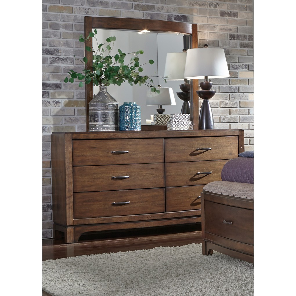 LED Lighted Mirror | Liberty Furniture