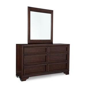 Mirror with Dresser