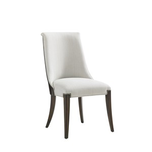 Presley Host Chair in Porter | Stanley Furniture