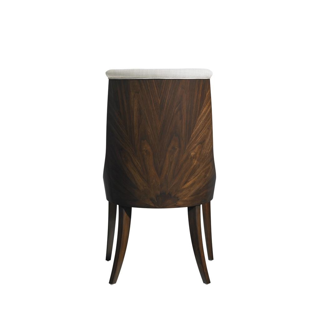 Presley Host Chair in Porter   Stanley Furniture