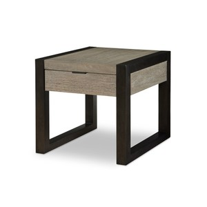 Helix Rectangular End Table | Legacy Classic