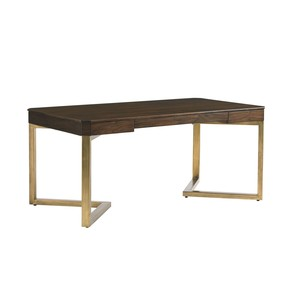 Vincennes Writing Desk in Porter | Stanley Furniture