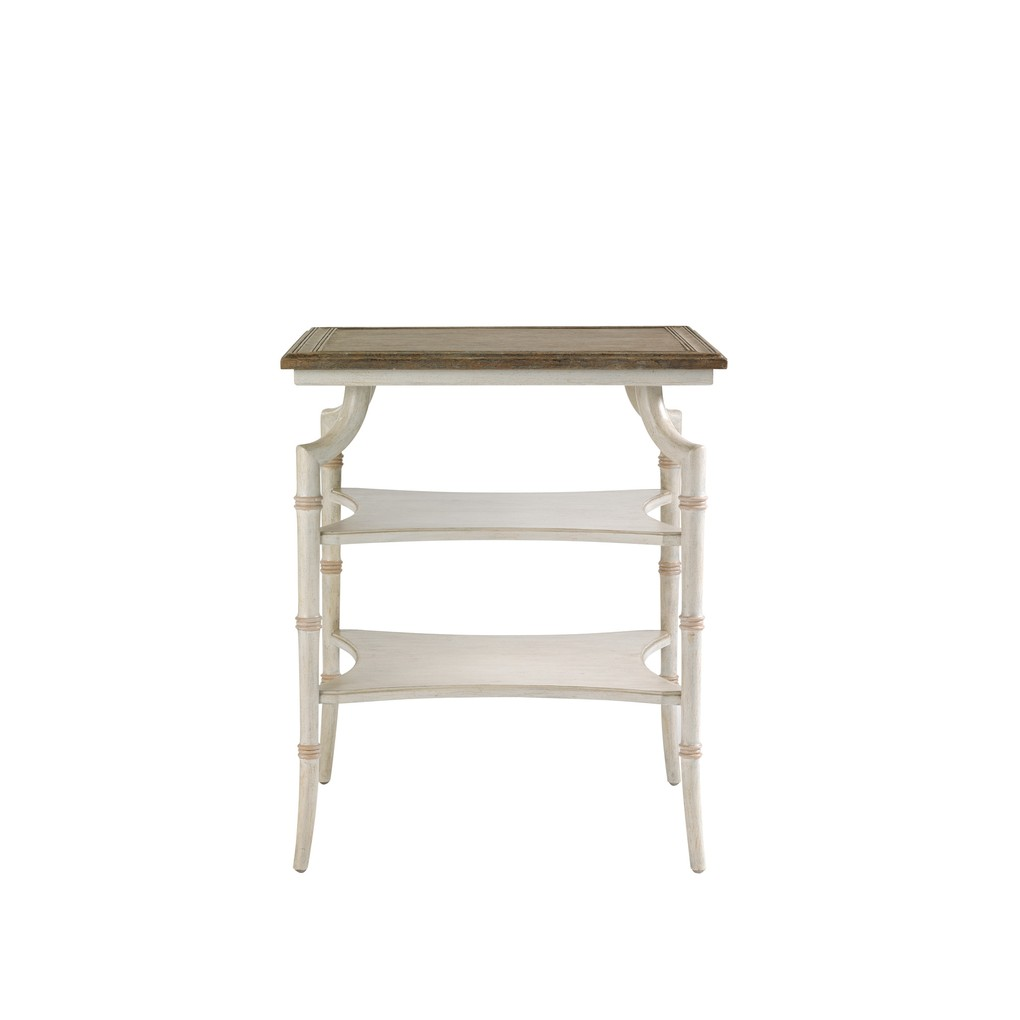 Saybrook Lamp Table in Orchird | Stanley Furniture