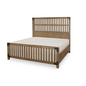 Queen Wood Gate Bed | Legacy Classic