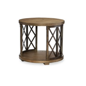 Round Lamp Table | Legacy Classic