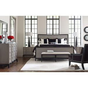 Queen Panel Bed | Legacy Classic