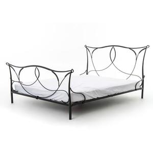Sienna Iron Bed