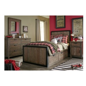 Full Panel Bed | Legacy Classic