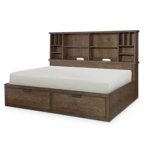 Full Bookcase Lounge Bed | Legacy Classic