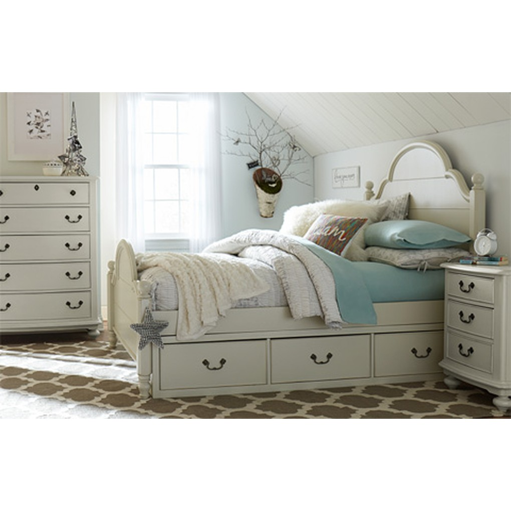 Full Westport Platform Bed | Legacy Classic