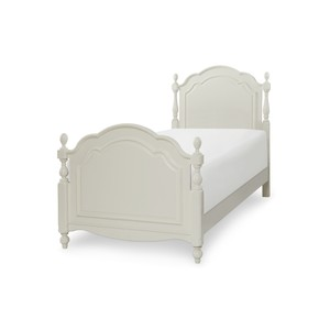 Summerset Low Post Bed, 3/3 | Legacy Classic