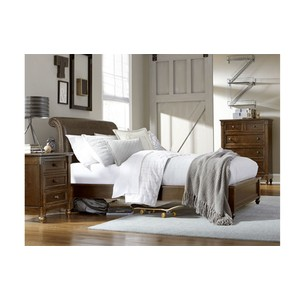 Twin Monterey Platform Bed