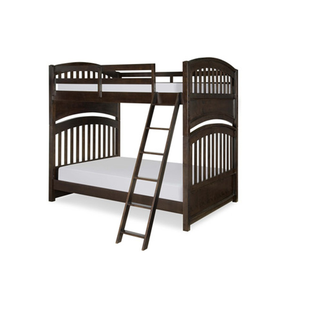 Twin Over Twin Bunk Bed | Legacy Classic