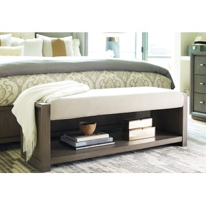 Rachael Ray Upholstered Bench | Legacy Classic