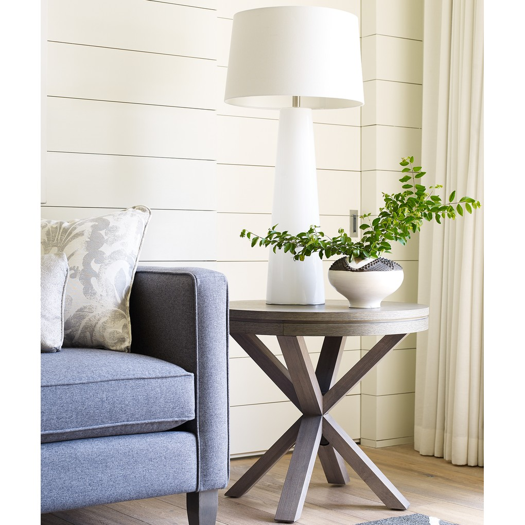 Rachael Ray Round Lamp Table | Legacy Classic