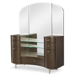Rachael Ray Vanity Tri-Fold Mirror