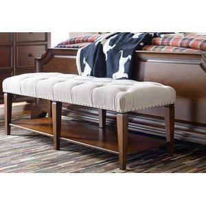 Rachael Ray Upholstered Bench