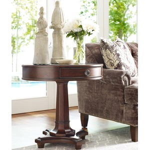 Rachael Ray Round Lamp Table
