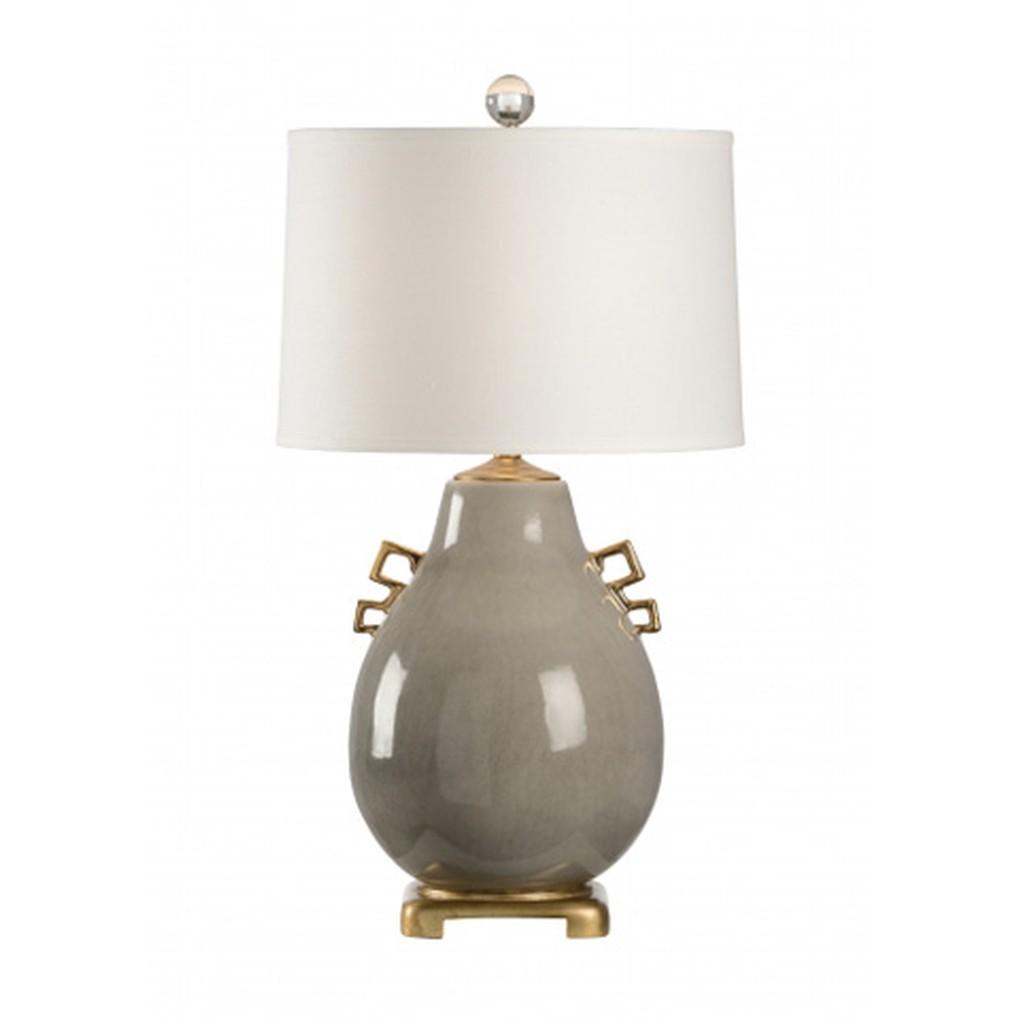 Ming Lamp in Slate | Wildwood Lamp