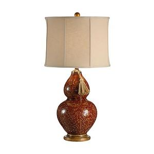 Red Gourd Lamp | Wildwood Lamp