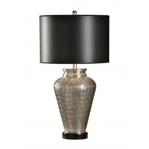 Carved Circles Lamp | Wildwood Lamp