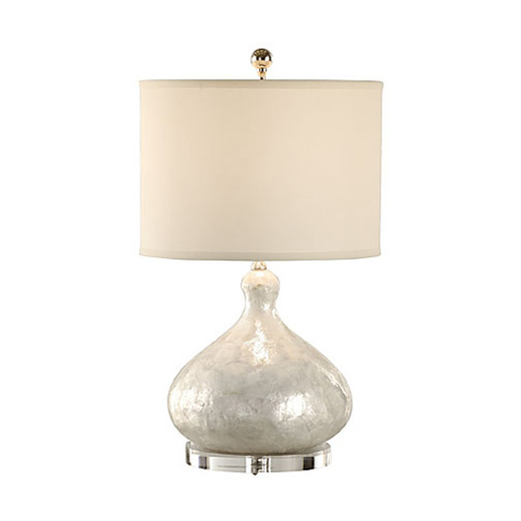 Capiz Shell Bottle Lamp | Wildwood Lamp