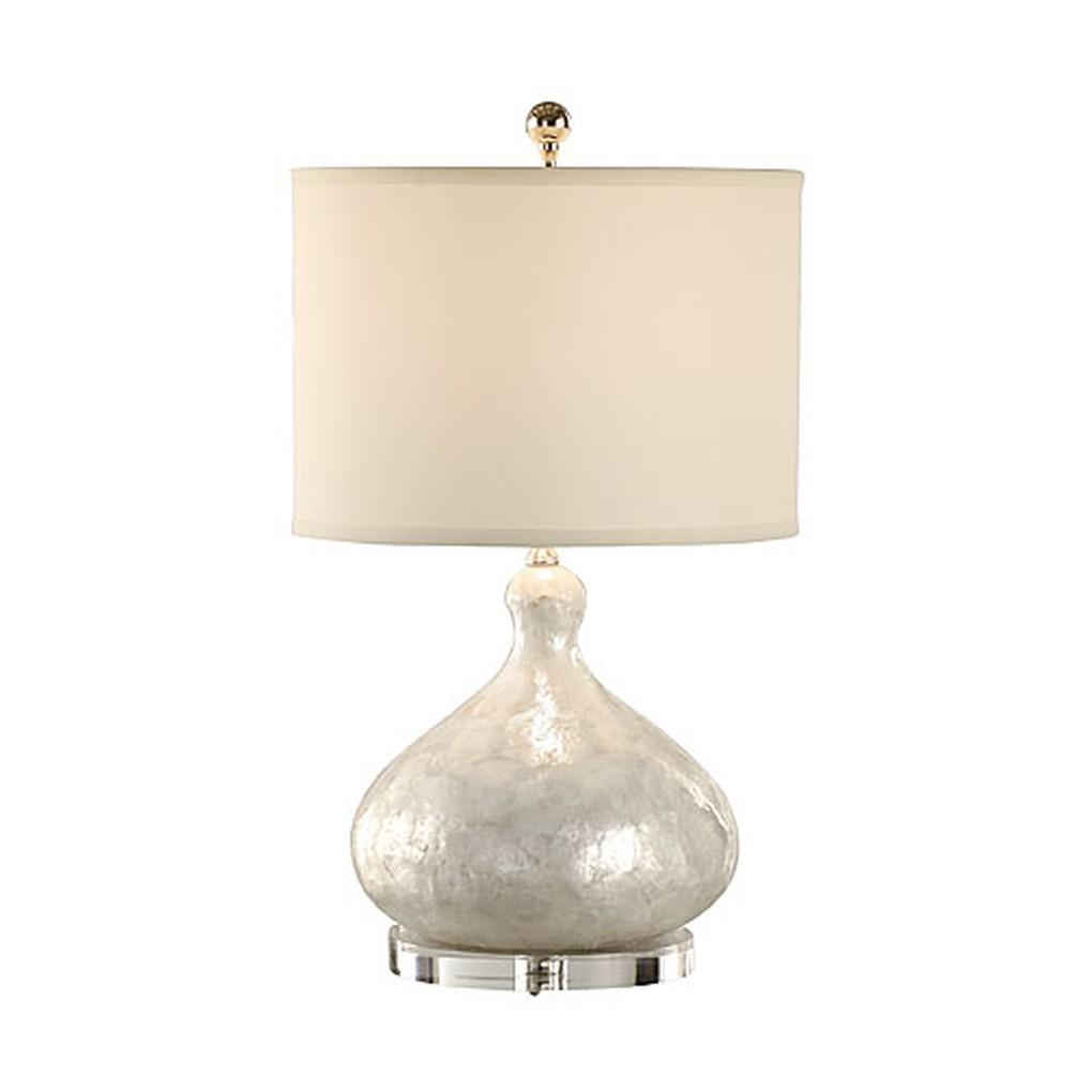 Capiz Shell Bottle Lamp   Wildwood Lamp