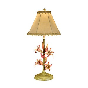 The Weinmann Lily Lamp
