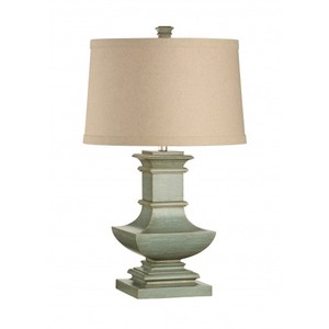 Salem Lamp in French Blue | Wildwood Lamp
