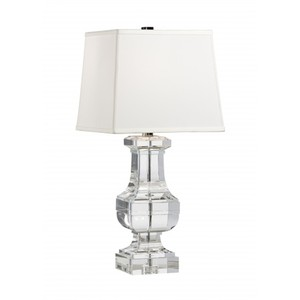 Square Crystal Urn Lamp | Wildwood Lamp