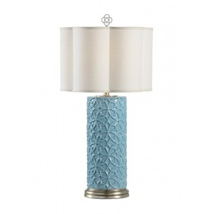 Cornelia Lamp in Blue