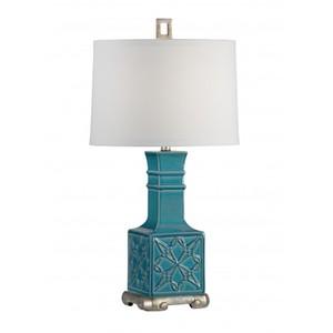 Lila Lamp in Teal