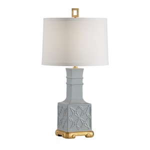 Lila Lamp in Slate | Wildwood Lamp