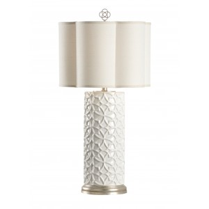 Cornelia Lamp in Snow | Wildwood Lamp