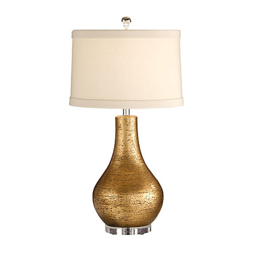 Moderno Lamp in Gold | Wildwood Lamp