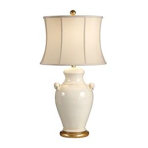 Gisella Lamp in Ivory | Wildwood Lamp