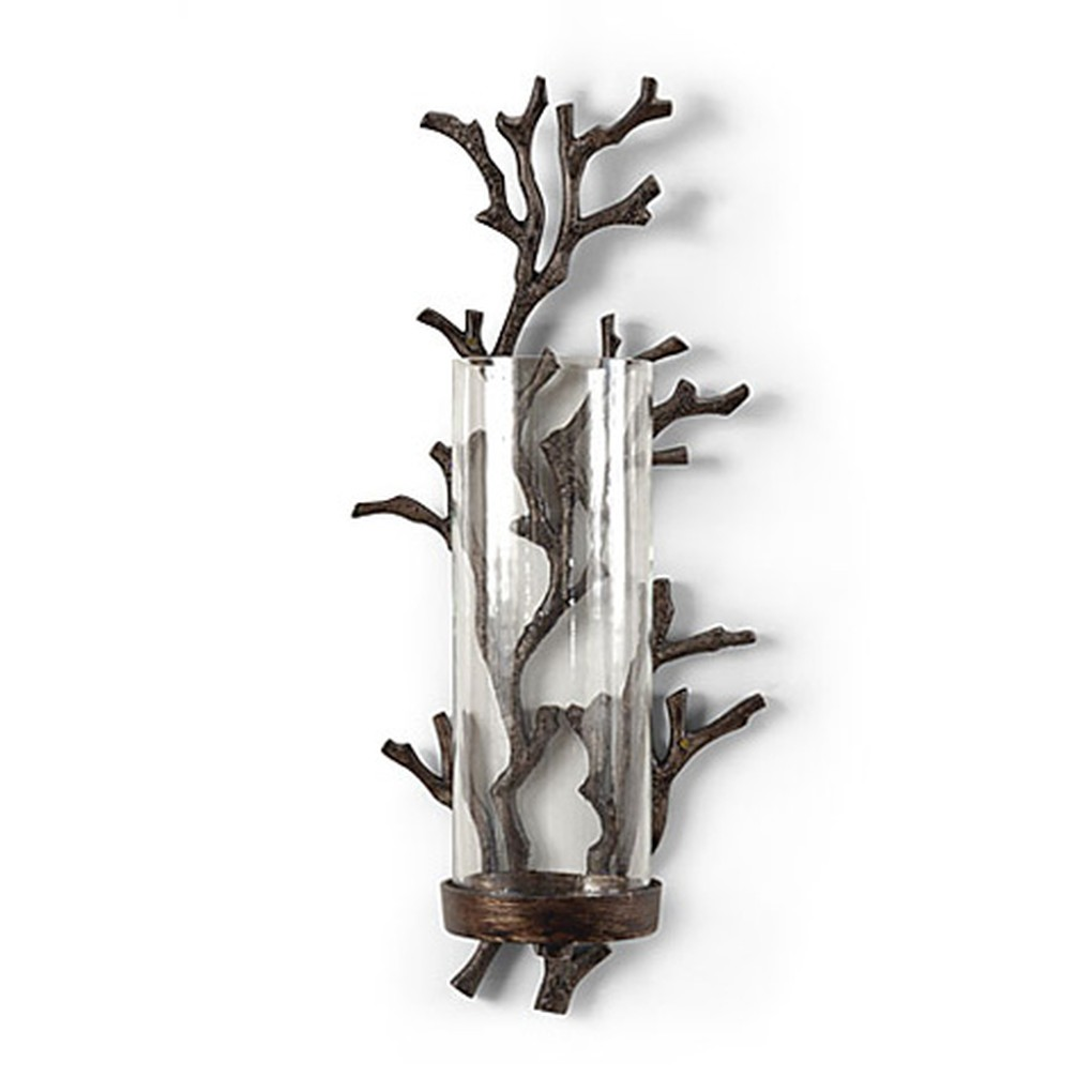 Coral Sconce Wall Decor Wildwood Lamp The Design Network